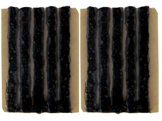 Lezyne Replacement rubber For Tubeless Repair Kit black